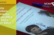 Cinta Barberà presenta el seu llibre, La força d'un batec