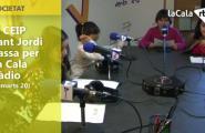 El CEIP Sant Jordi passa per la Cala Ràdio (Dimarts 20)