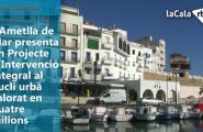 L'Ametlla de Mar presenta el Projecte d'Intervenció Integral al nucli urbà valorat en quatre milions d'euros