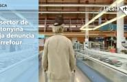 El sector de la tonyina roja denuncia Carrefour