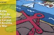 XXVIIa edició de les Catifes de Corpus a l'Ametlla de Mar