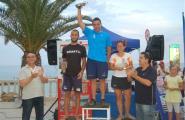 La 11ª edició de l'aquatló de l'Ametlla de Mar esdevé tot un èxit d'afluència de públic i participacio