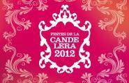 Programa Festes Majors Candelera 2012