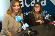 La Llar d'infants Xerinola i l'Ajuntament de l'Ametlla de Mar amb la Marató de TV3