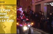 Arribada del Pare Noel