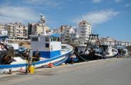 Les barques d'arrossegament estaran aturades fins al 30 de juny