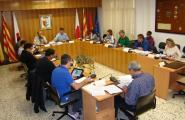 L'Ajuntament aprova el marc pressupostari 2013-2016 i el Pla de Sanejament  financer 2013-2018