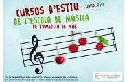 Cursos d'estiu de l'Escola de Música de l'Ametlla de Mar