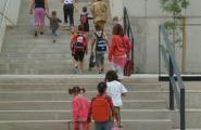 Inici de curs a l'Escola Sant Jordi