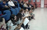 Les audicions dels alumnes el regal de Nadal de l'EMMA