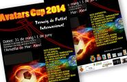 L'Ametlla, seu del Torneig Avatars Cup 2014