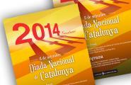 Diada Nacional de Catalunya a l'Ametlla de Mar