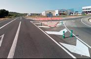 Comencen les obres de les polèmiques rotondes de l'N-340