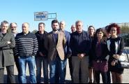 ERC se suma a les reivindicacions dels alcaldes de l'N-340 i reclama la gratuïtat de l'AP-7