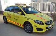 Entra en servei el nou Vehicle d'Intervenció Ràpida a l'Ametlla de Mar