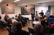 Esquerra Republicana presenta la candidatura per Tarragona a les Corts espanyoles a l'Ametlla de Mar