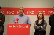 El PSC a l'Ametlla de Mar carrega contra l'Ajuntament pel tema de la permuta dels terrenys del Parc del Bon Repòs