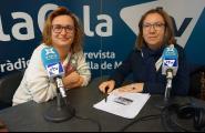 L'entrevista - Maria Marsal i Viqui Martí, Telecentre