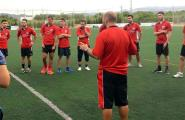 Marc Vilabrú deixa ser de l'entrenador del primer equip de La Cala