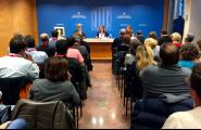 Meritxell Serret aplaudeix la implicació dels pescadors en el Pla de millora de la competitivitat del peix blau