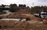 Comencen les obres per enllestir la carretera d'accés sud del terme de l'Ametlla de Mar