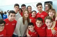 14 Podis comarcals en natació