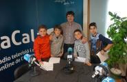 L'Esport al nostre poble «Avui la ràdio la fem naltros!»
