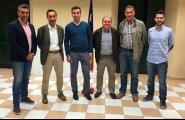 Joan Pere Gómez és el nou portaveu de CDC al Baix Ebre