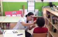 La campanya «Veure per Aprendre» arriba a l'Escola Sant Jordi