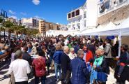 Gran afluència de públic en la Diada al Port que va inaugurar les cinquenes Jornades de la Tonyina Roja