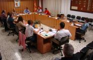 El ple revoca del títol d'alcalde honorari i perpetu a Francisco Franco i el de fill adoptiu a Francisco Labadie