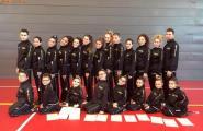 L'Ametlla acull el Campionat d'Espanya de Twirling