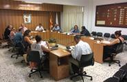 El ple reclama «justícia» davant dels fets «més greus ocorreguts en la història de l'Ajuntament»