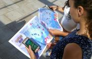 L'Àrea Municipal de Turisme s'apunta a la febre virtual del Pokémon Go