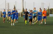 Entra en escena l'equip filial de 4a Catalana