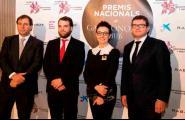 El Grup Balfegó premiat per l'Acadèmia Catalana de Gastronomia