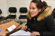 La regidora Marta Font deixarà el càrrec després de la seva recent maternitat