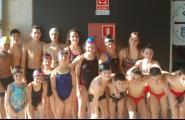 11 podis per a la natació calera