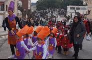 L'Ametlla de Mar es vesteix de Carnaval