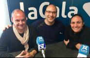 L'entrevista - Damià Llaó, David Puente i Aurora Requena, Ametlla de Mar Experience