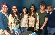L'entrevista - 'Llums, càmera i... desesperació', Grup Escènic Prejuvenil de la SCER