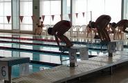 Possibilitat de millorar marques pels nedadors caleros en la 3a fase del Comarcal