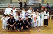 El Kenpo calero participa en un Campionat Internacional a Madrid
