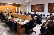 El ple aprova incrementar el pressupost municipal d'enguany en 1,1 MEUR