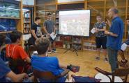 Els alumnes de l'Institut Candelera treballen la creació de blocs d'Internet a l'assignatura de Música