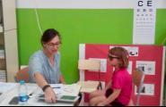 La campanya 'Veure per aprendre' torna a l'Escola Sant Jordi