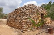 Una nova aplicació mòbil permet inventariar sobre el terreny les construccions de pedra seca