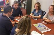 L'Ajuntament i el Consell Comarcal signen un conveni per posar en marxa un dispositiu per reduir l'índex d'atur