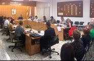 El ple acorda suspendre els plans urbanístics corresponents als sectors de Bon Repòs, Artilleria i Port Olivet