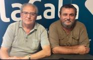 L'entrevista - Vicenç Llaó, regidor de Cultura, i Francesc Pérez, membre de l'Associació d'Amics del Museu Marítim de Barcelona